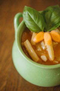 Repro Eko bean soup
