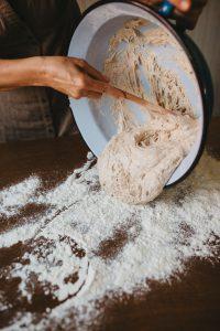 Repro Eko bread dough 2
