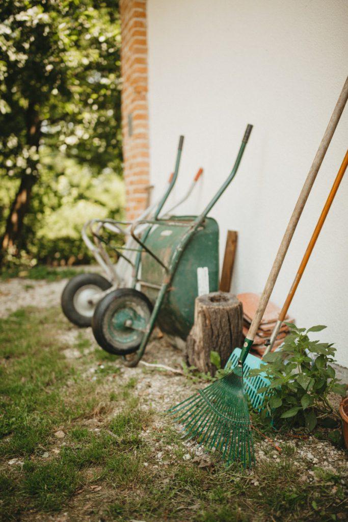 Repro Eko gardening