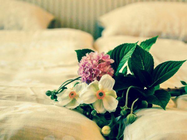Repro Eko bed flowers